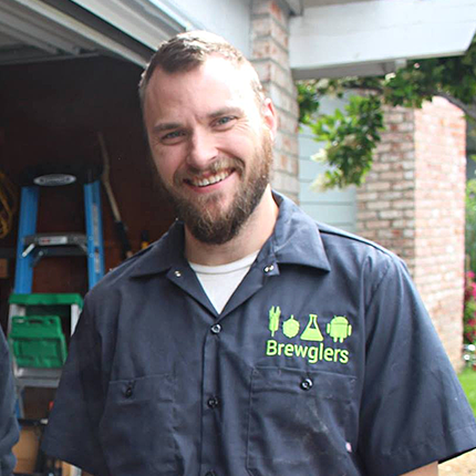 Tyler Potter, Founder and Head Brewer at Prairie Dog Brewing
